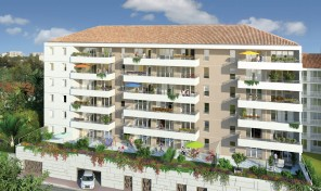 Programme neuf, appartement neuf t3 Toulon.