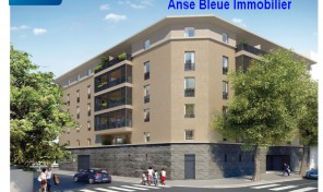 Appartement T2 neuf, programme neuf à TOULON