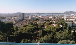 Appartement T2 toulon vue panoramique
